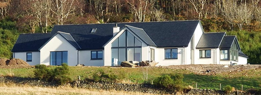 ACJ Group - house built by ACJ Group with K Rend