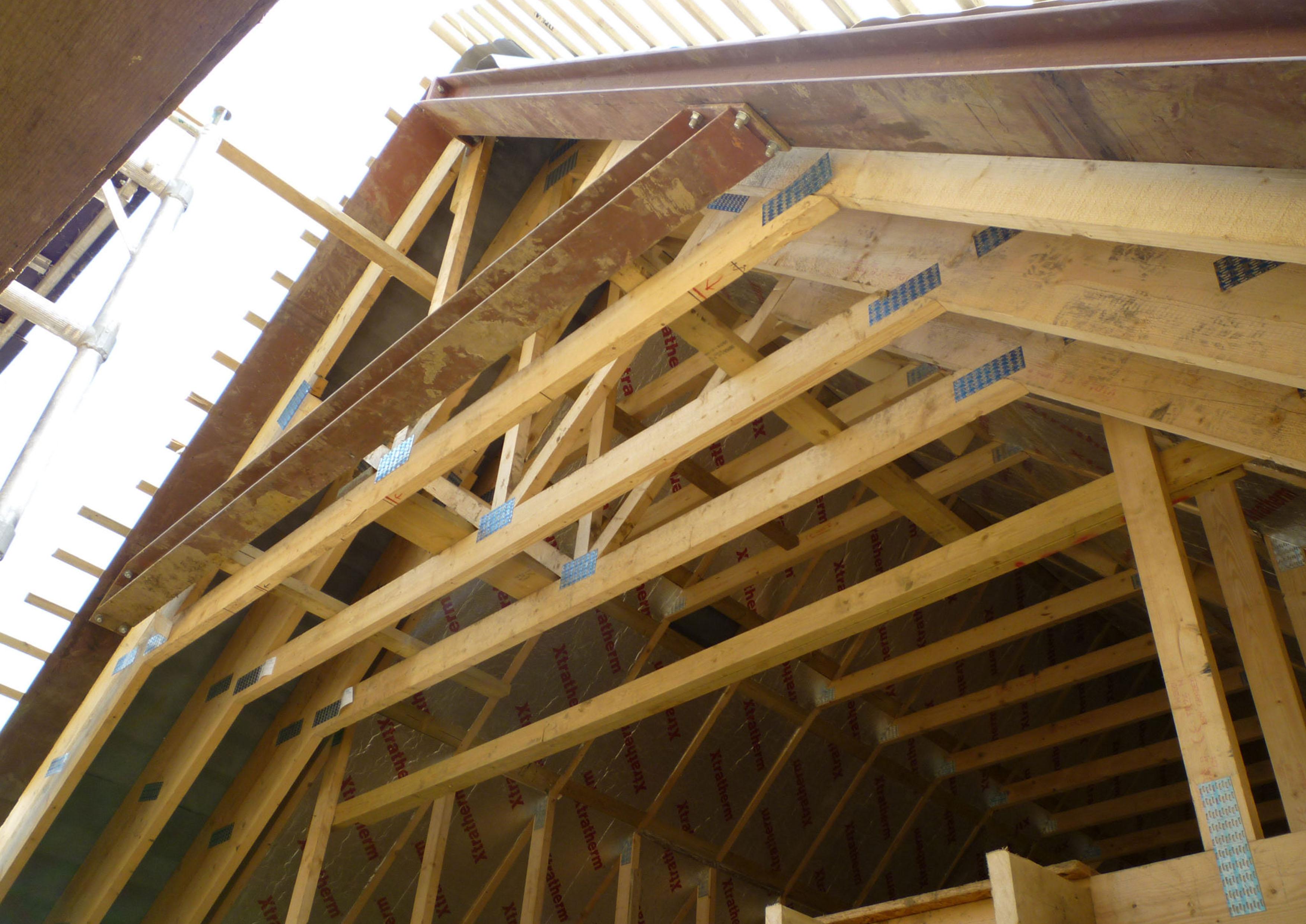 Attic Roof Truss & Attic Truss | ACJ Group