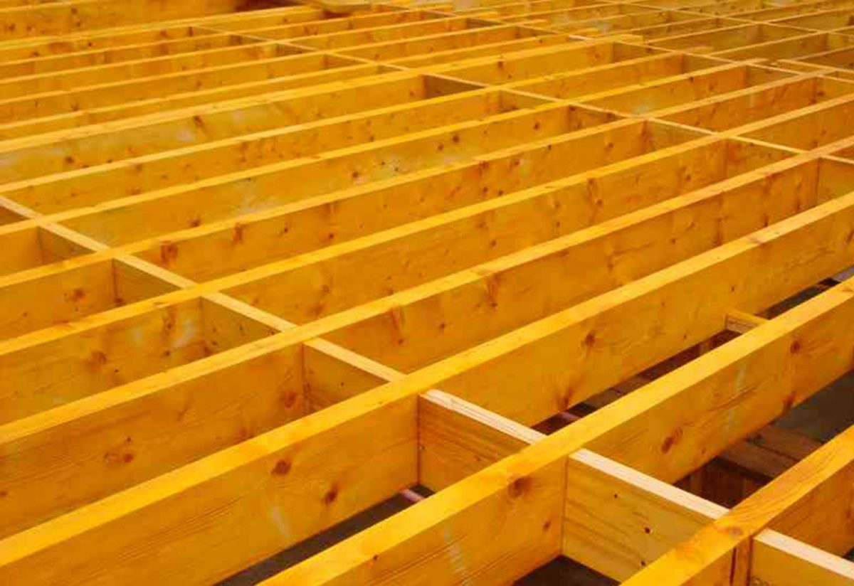 Solid Timber Joists
