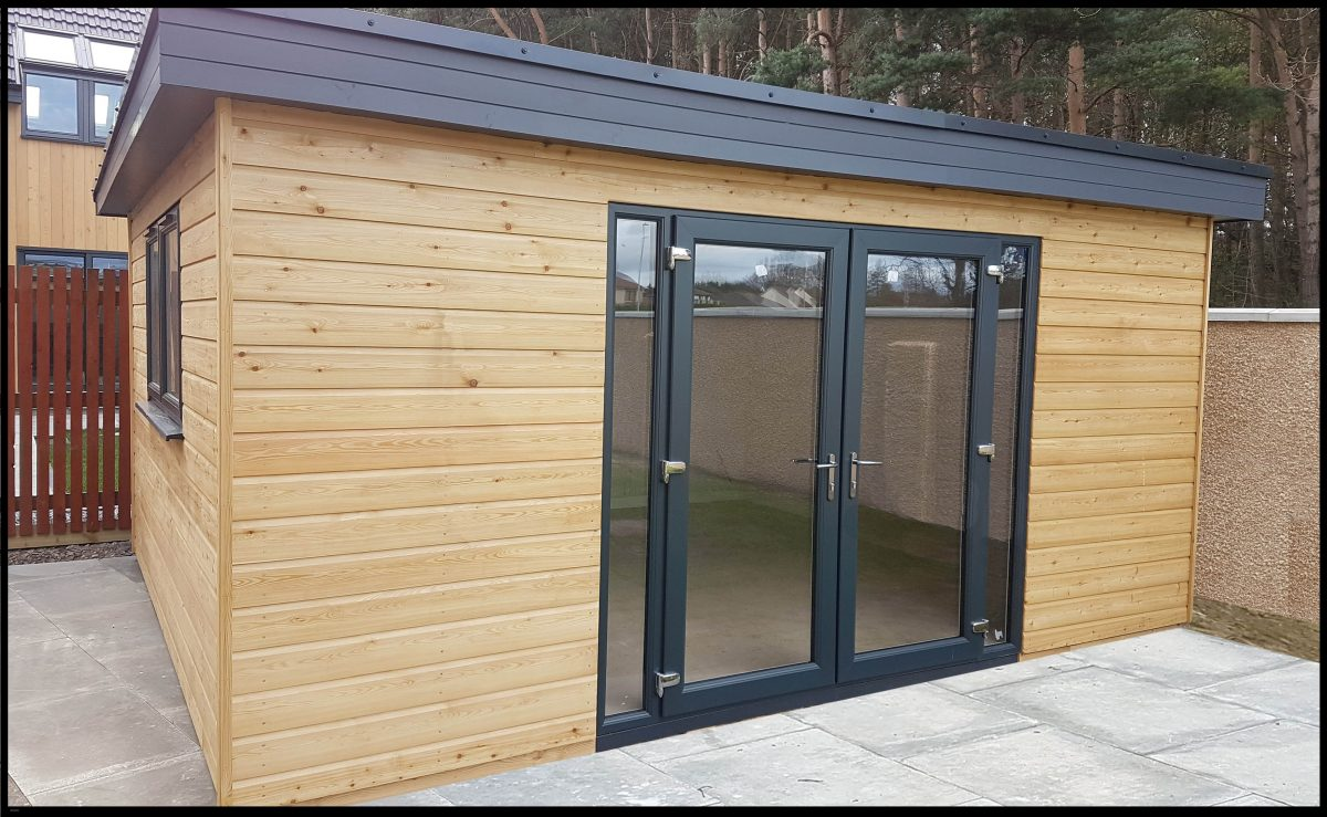 Garden Rooms & Glamping Pods