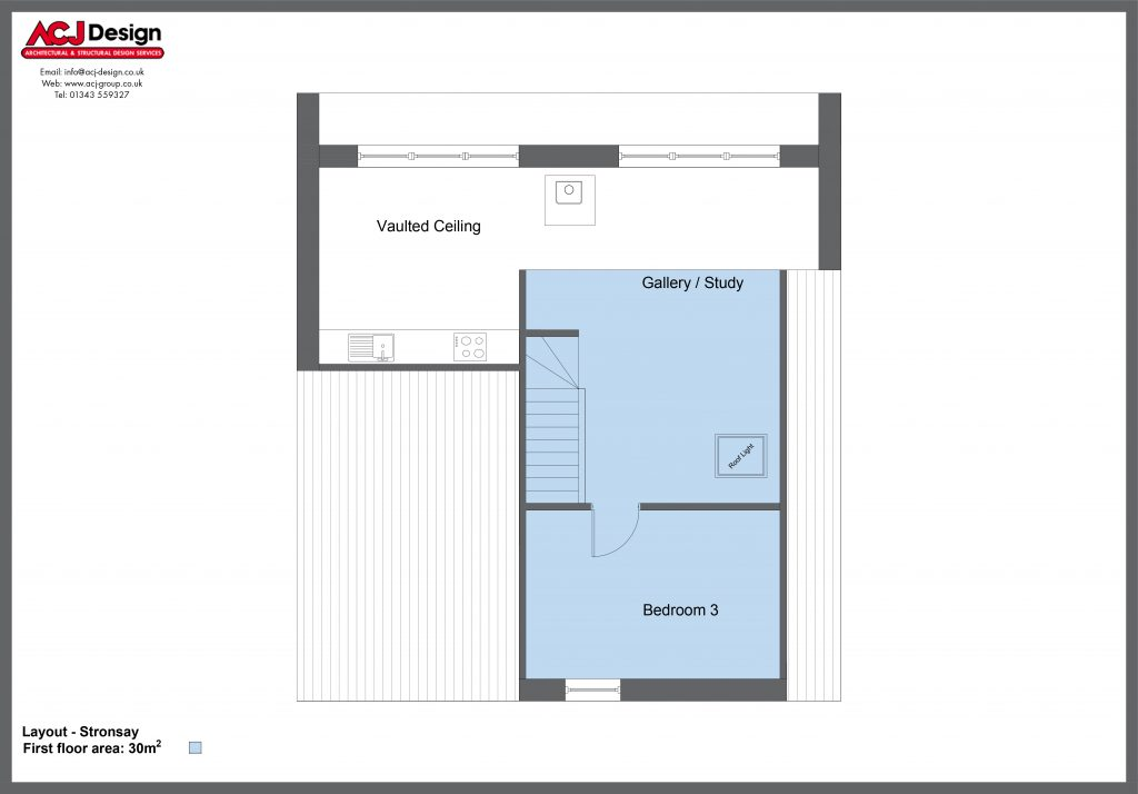 108m2 - Stronsay First Floor