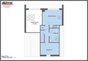 146m2 - Fara First Floor