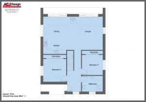 146m2 - Fara Ground Floor