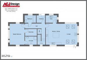 188m2 - Burray Ground Floor