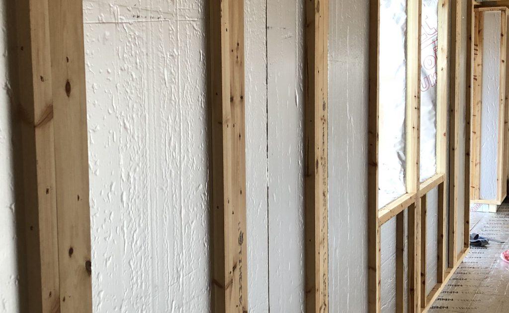 Closed Panel Construction