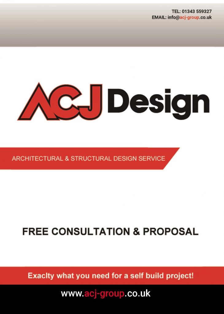 Architectural Service Brochure