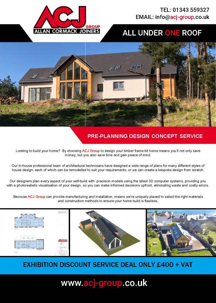 Design Concept Leaflet