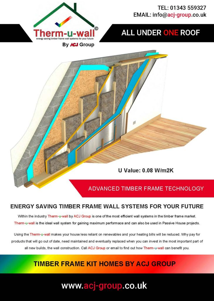 Therm-u-wall Leaflet